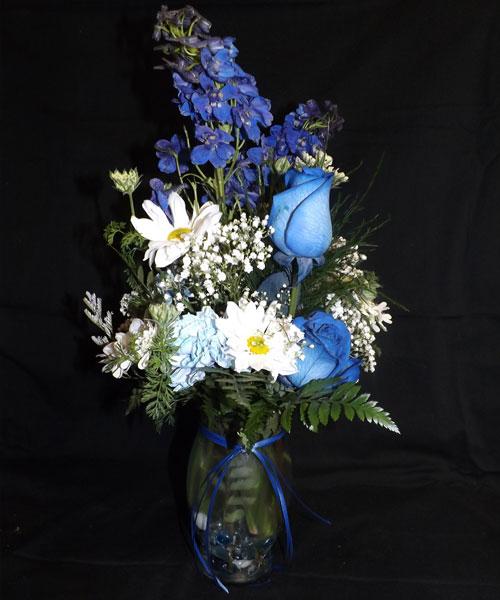 bluebouquet